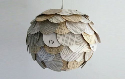 10 Pendant Lights Made From Recycled Objects Como Hacer Una