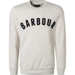 Photo of Barbour Sweat-Shirt Herren, Baumwolle, weiß BarbourBarbour