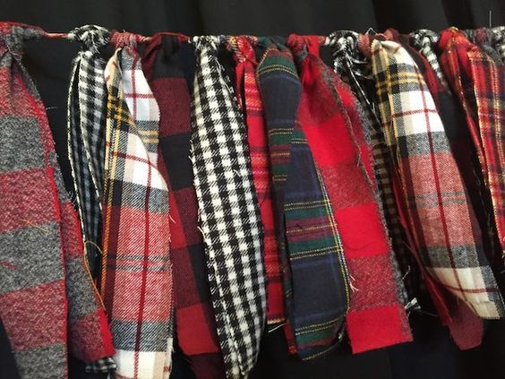 We love plaid, especially this time of year! Do you agree