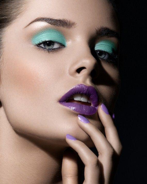Color | Reference/Inspiration #Makeup #Pinterest