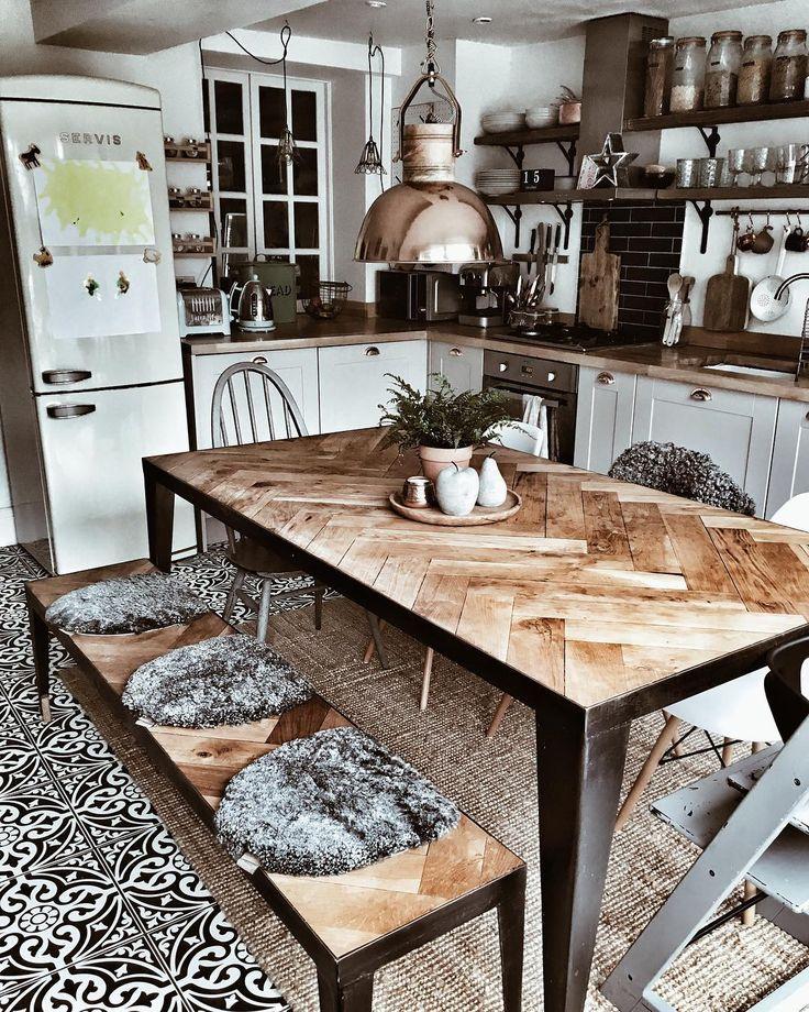 Zimmer Küche, Küchen