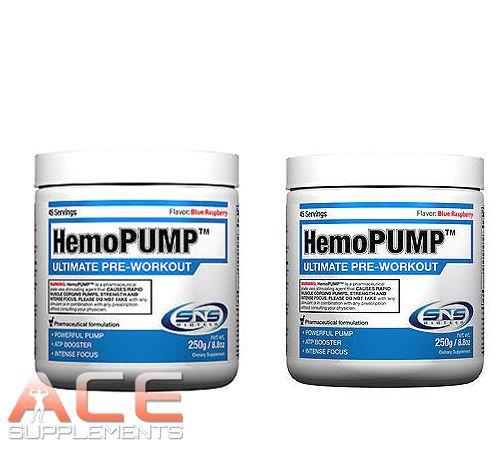 sns biotech hemopump