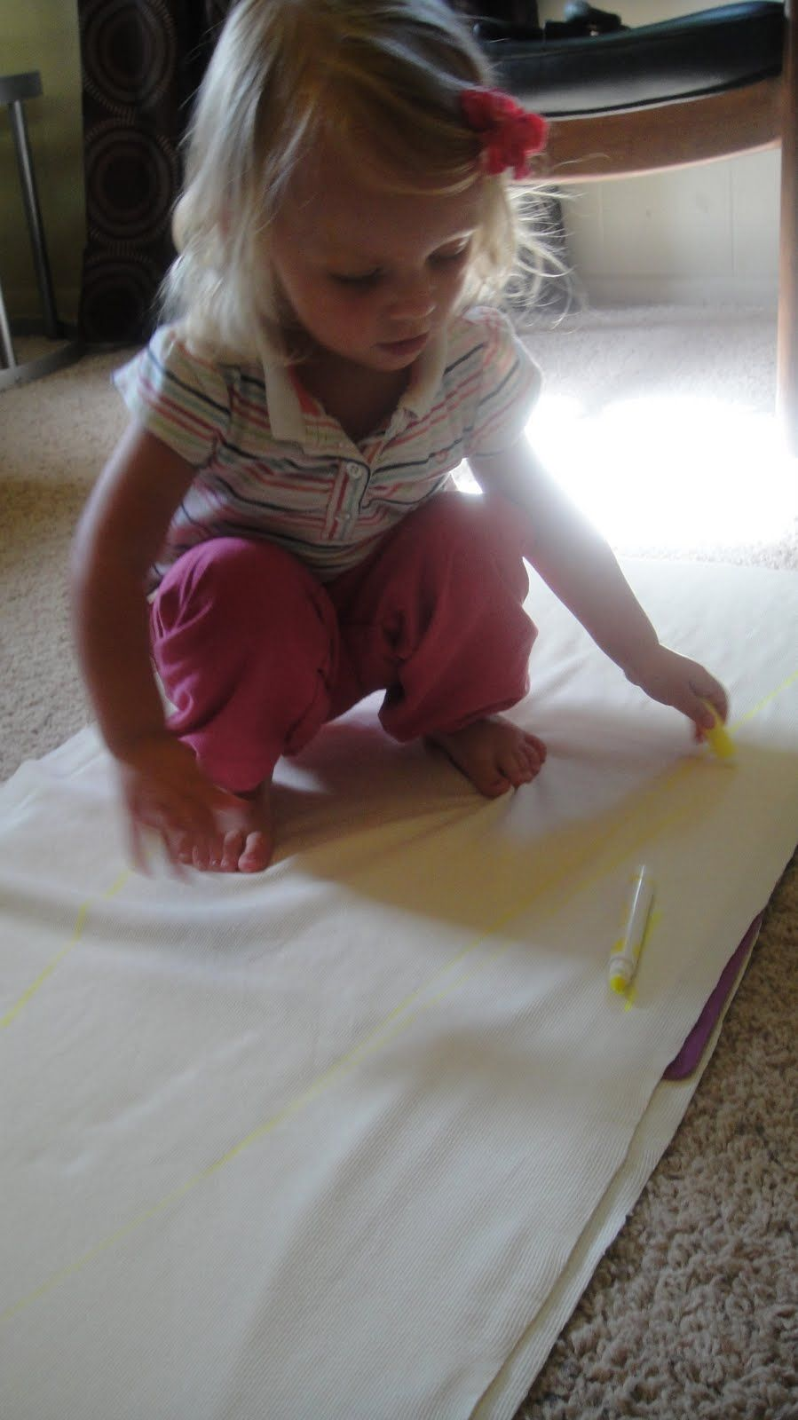 The Happy Hippie Homemaker: How to Make a Baby Wrap! Gonna try it!