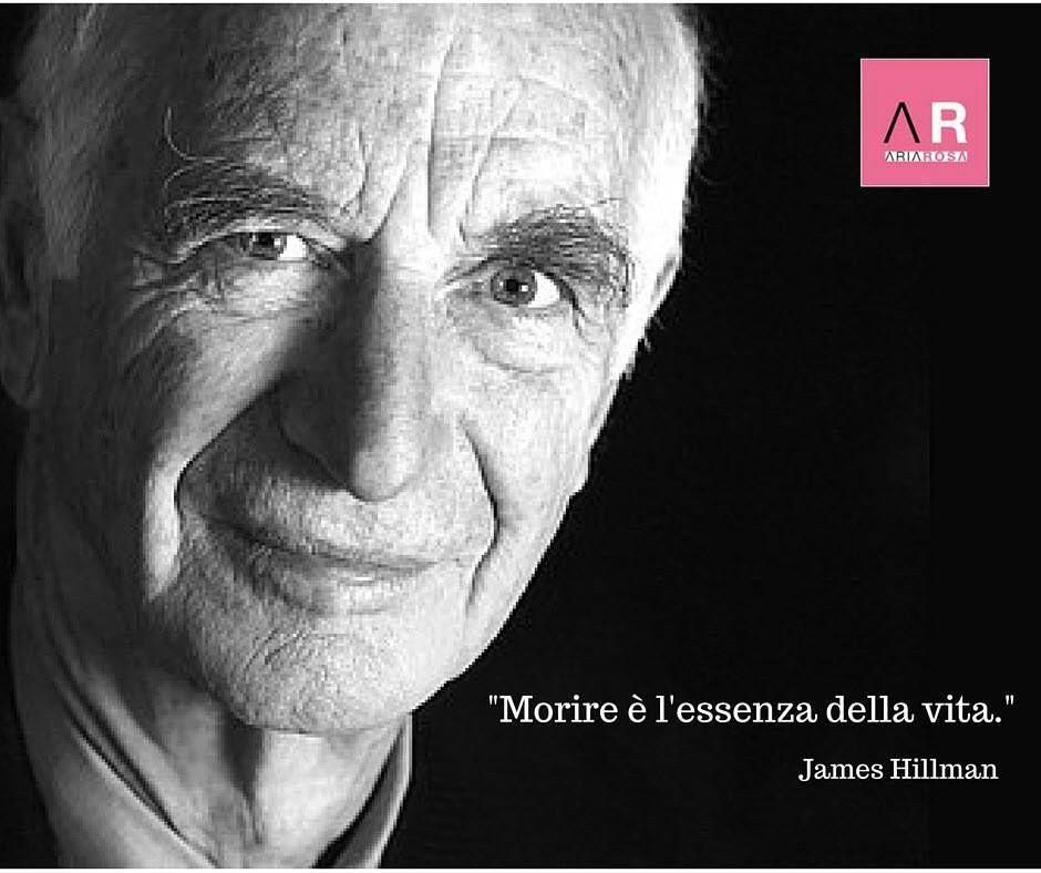 27 ottobre 2011 muore James Hillman Una delle mie Guide per il #cambiamento #MaestriNecessari