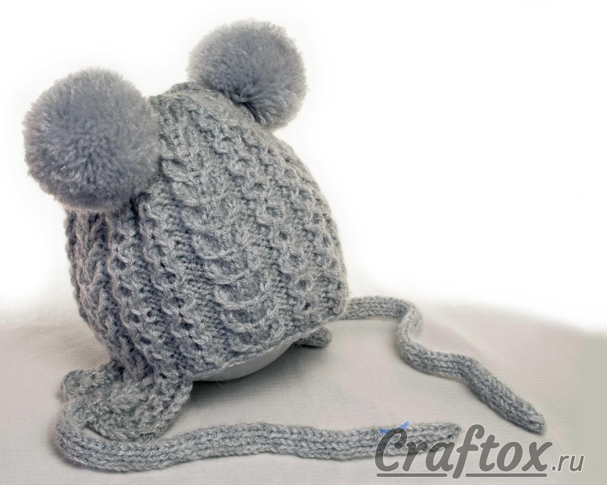 Из чего сшить зимнюю шапку для девочки фото 960