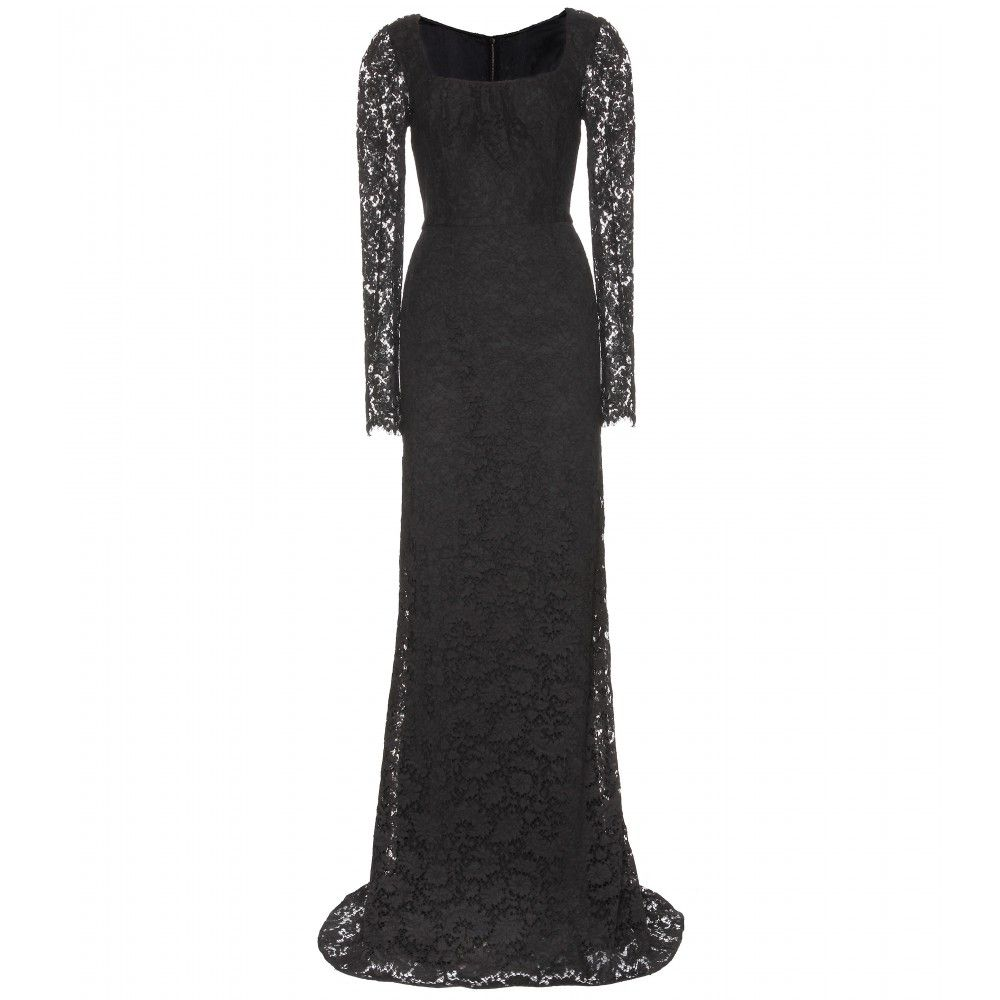 Dolce u gabbana lace gown reign inspired fashions pinterest