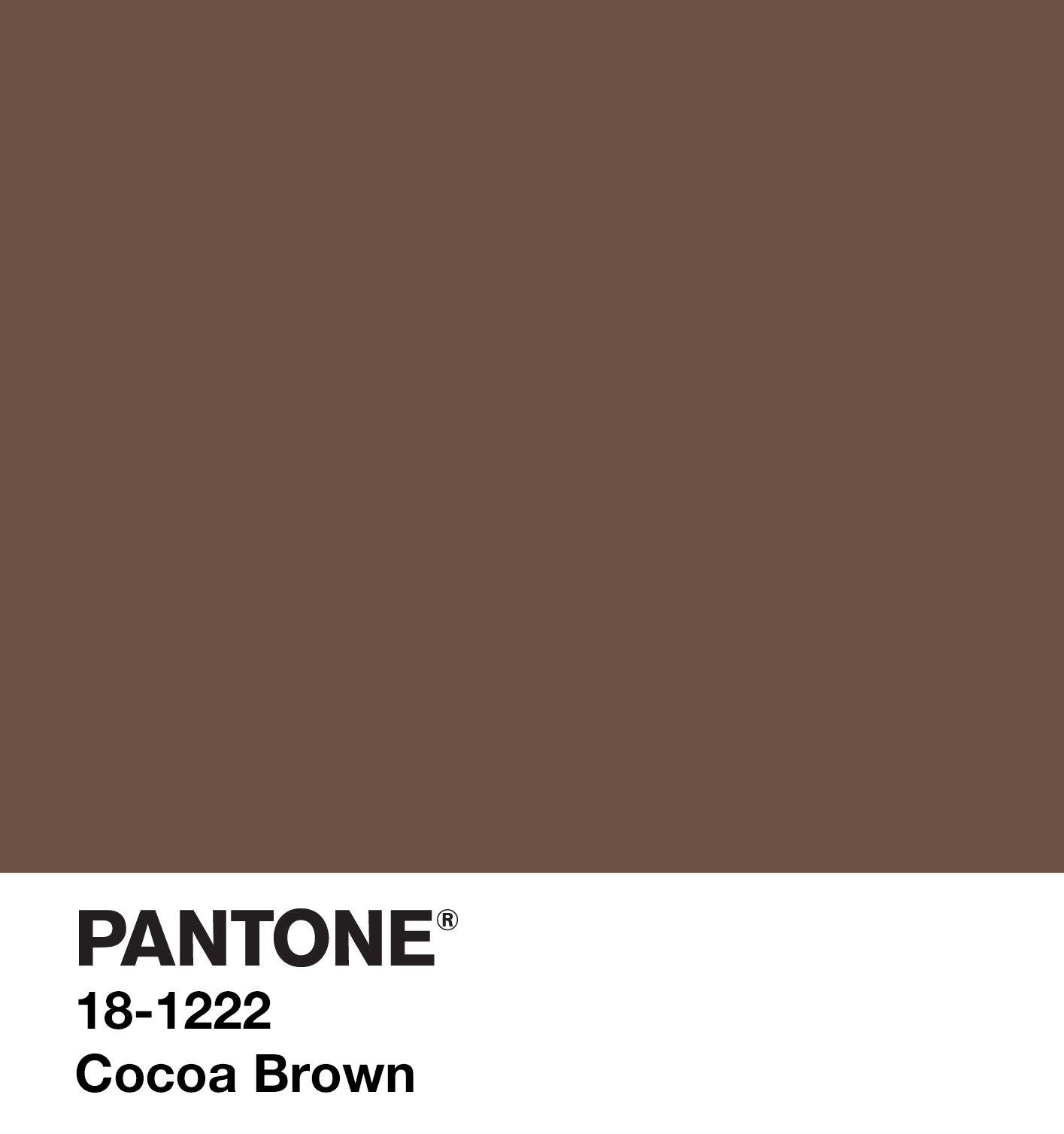 Pantone, Brown Pantone, Vintage Colour Palette