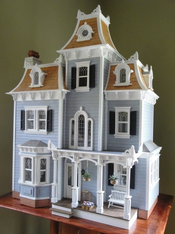 Beacon Hill Dollhouse Diminutive Dwellings Pinterest