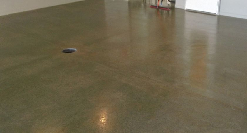 Garage Floor Sealers From Acrylic To Epoxy Coatings All Floors