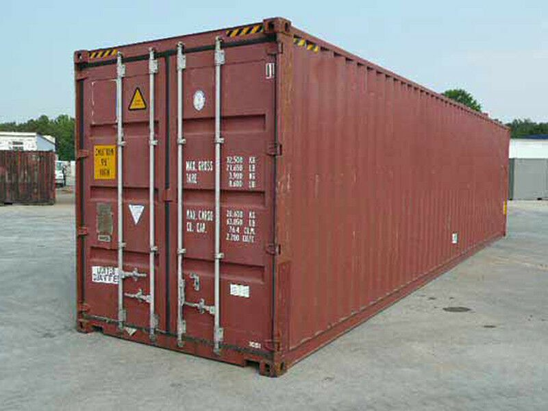 High Cube Shipping Container In 2020 Shipping Containers For Sale Cargo Container Shipping Container