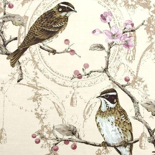 Birds one - cream