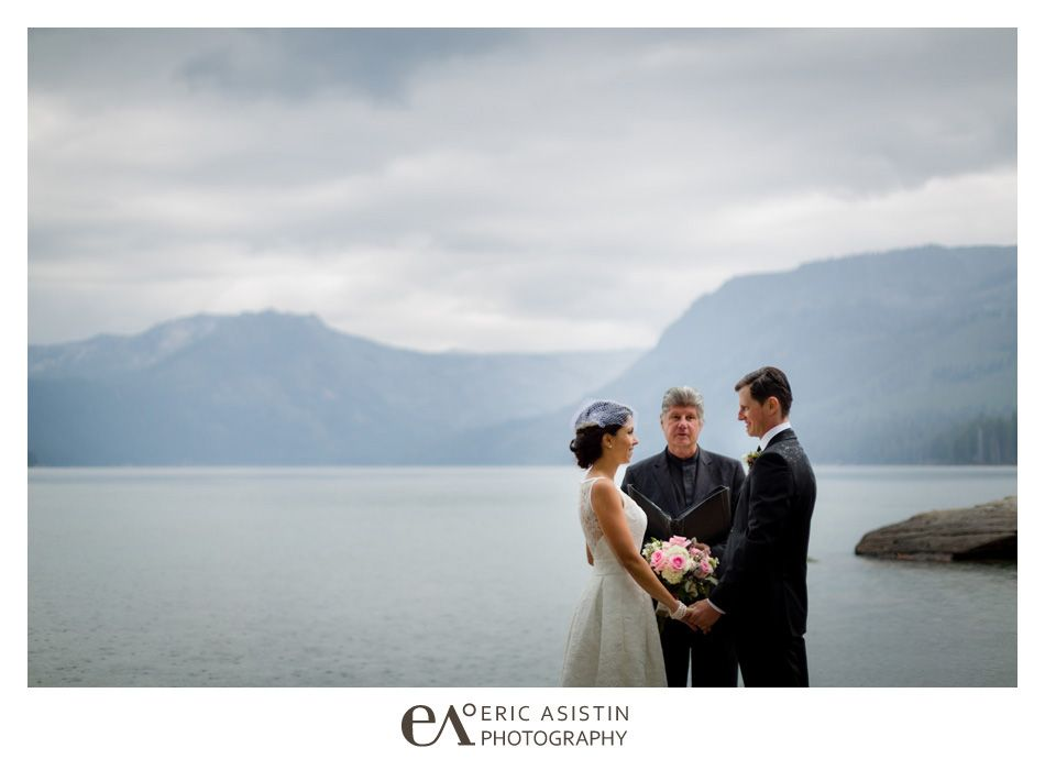 Elopement Fallen Leaf Lake South Tahoe Wedding On A Budget Eloping Can Is
