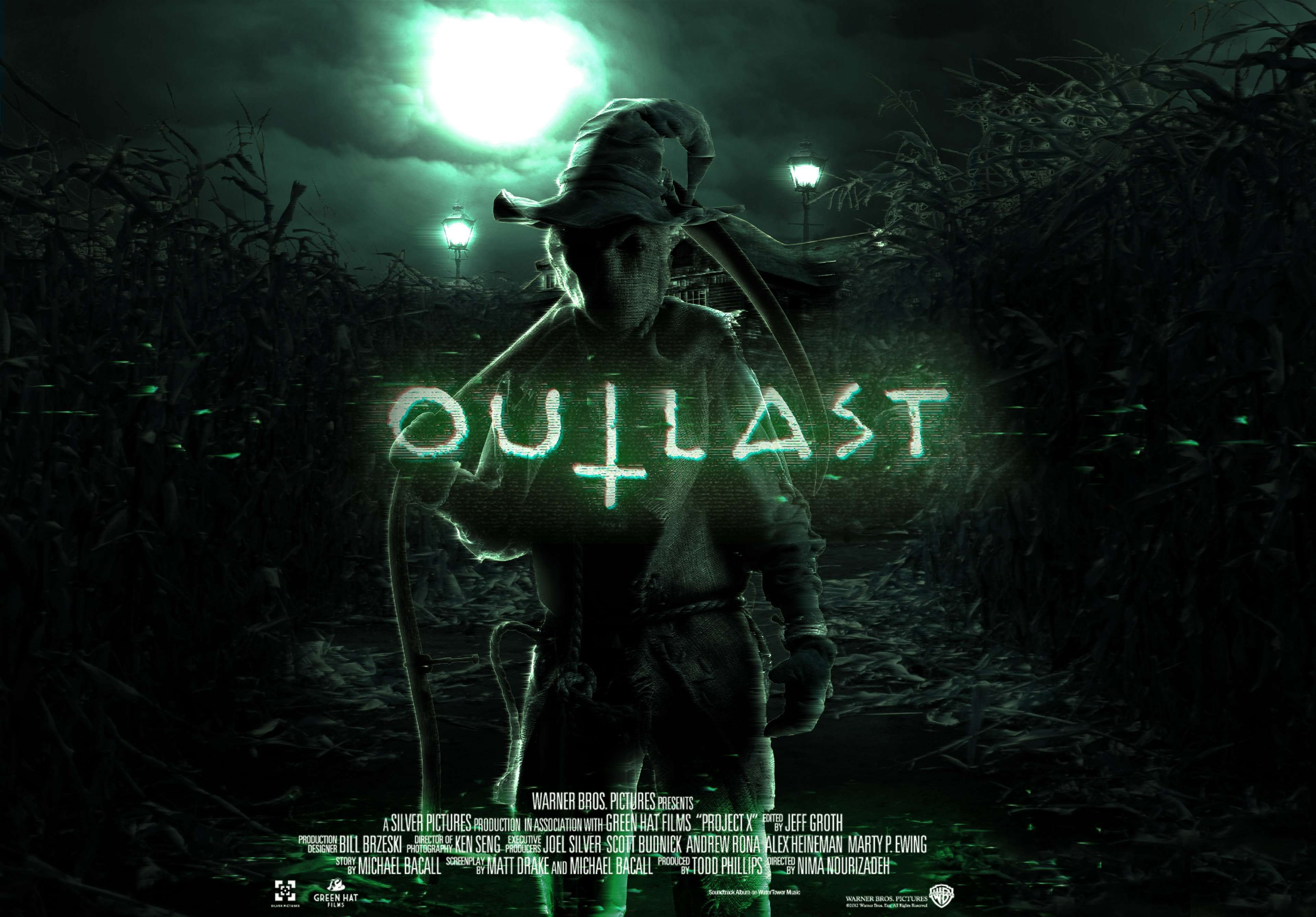 Outlast The Movie Movies Movie Posters Poster
