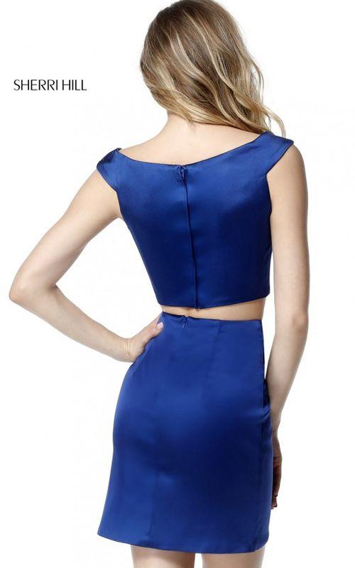 ROYAL SHERRI HILL 51320 TWO PIECE HOMECOMING DRESS