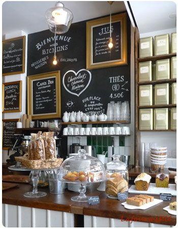 La bossue chouette salon de thé à paris 18 brunch pâtisserie paris