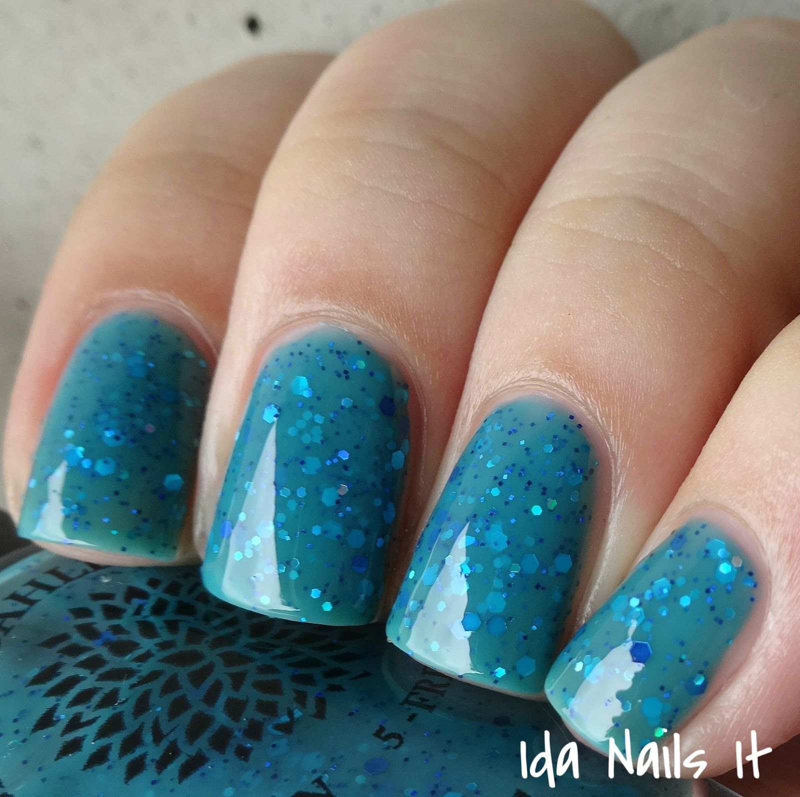 Black Dahlia Lacquer Leaf by Leaf Collection Swatches and