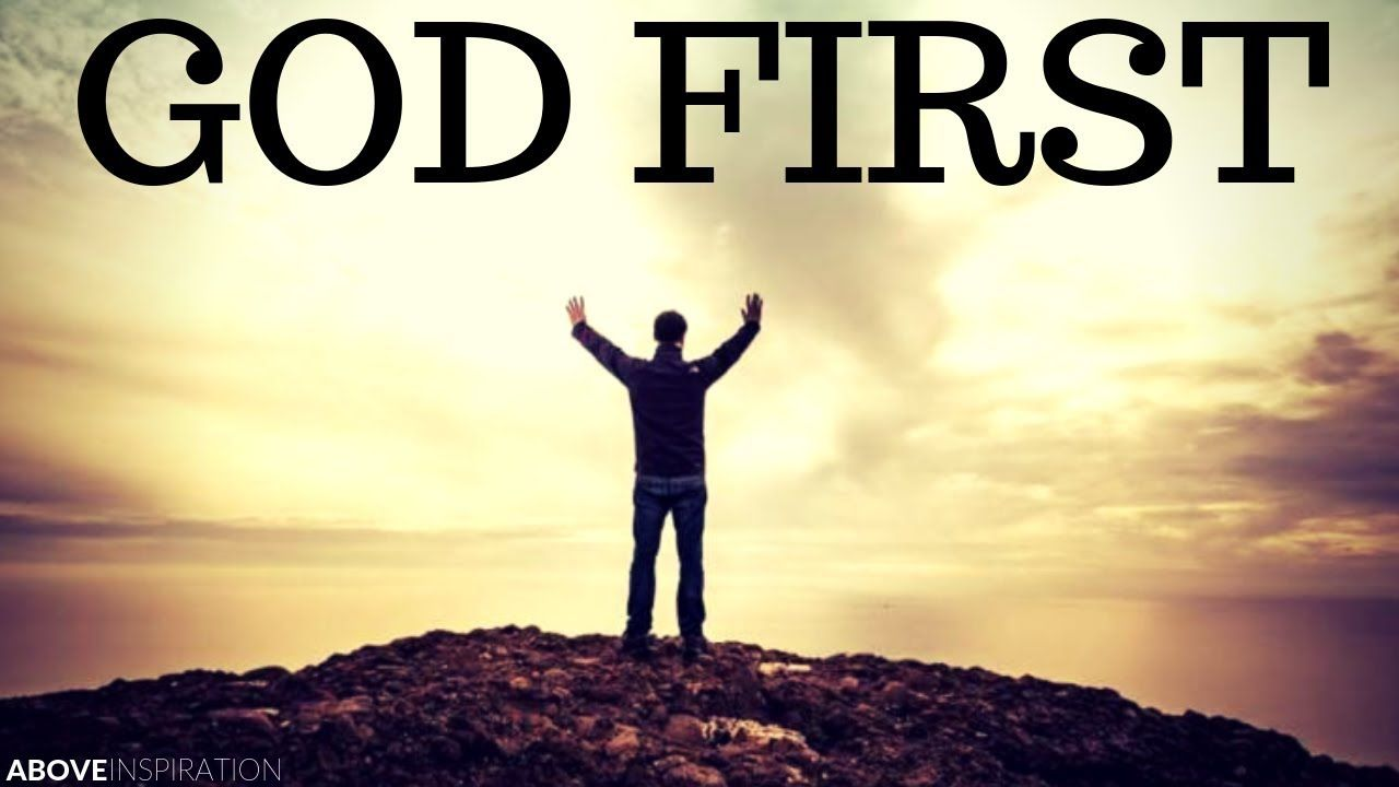 PUT GOD FIRST - Inspirational & Motivational Video - YouTube
