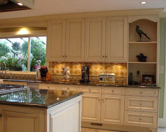 kitchen remodeling ideas pictures design magazine kitchen remodel ideas tile backsplash cream - Kitchen Remodeling Magazine
