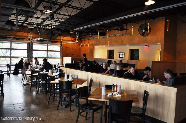 Dining At Brasa St Paul Mn By Kristi Tcrb Via Flickr Minneapolis Restaurants Industrial Restaurant Restaurant