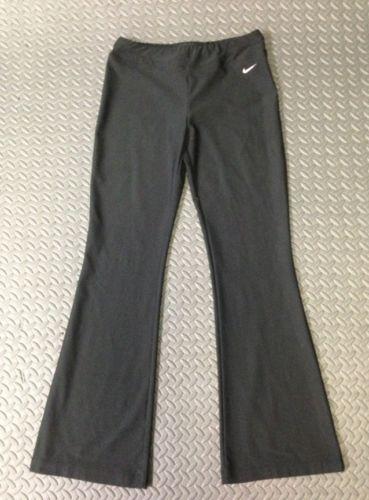 NIKE-FIT-DRY-Womens-Black-Athletic-Yoga-Running-Stretch-Leggings-PantsSmall