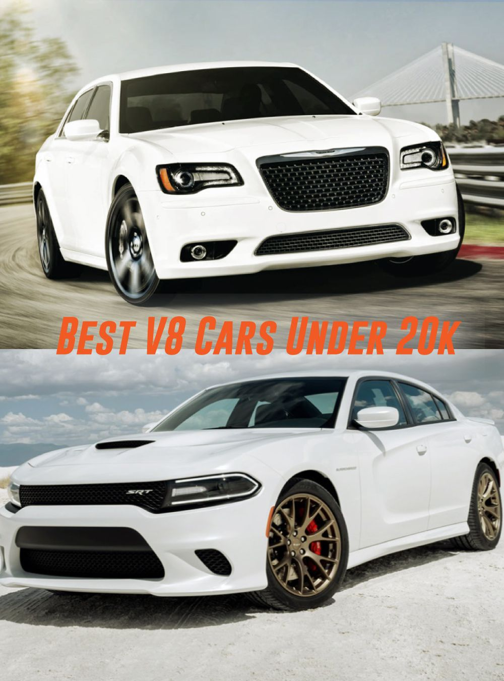 Best V8 Cars Under 20k in 2020 Affordable sports cars