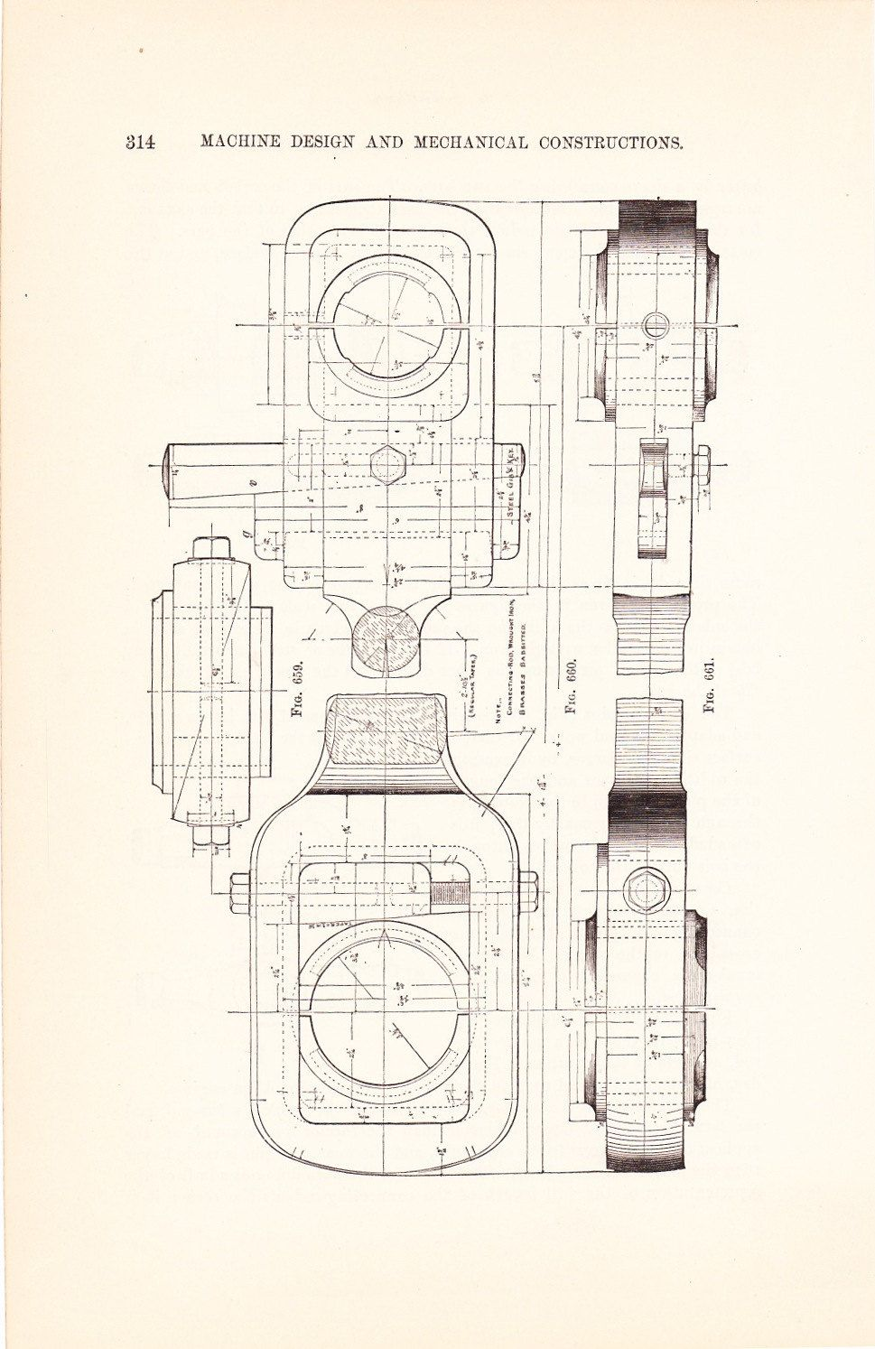 1886 Technical Drawing