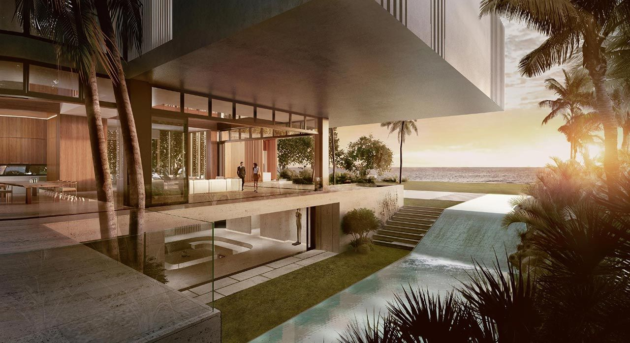 699 Ocean Boulevard, Miami - 699 Ocean Boulevard, Miami, Florida #mansion #dreamhome #dream #luxury http://mansion-homes.com/dream/699-ocean-boulevard-miami/