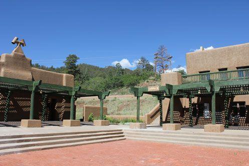 Monument Lake Park Building and Hatchery Complex in Las Animas County, Colorado