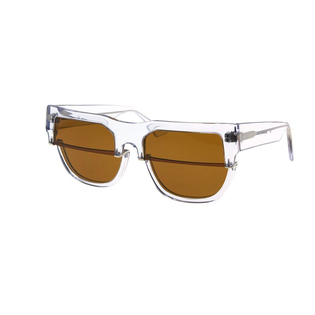 5f4466ab9dc83 Óculos · Lens · Acessórios De Moda · Stage Show · Axis X Sunglasses - Clear
