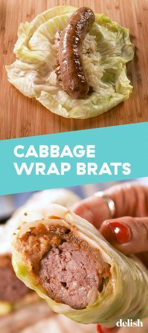 This is the greatest thing you NEVER thought to do with brats Get the recipe at