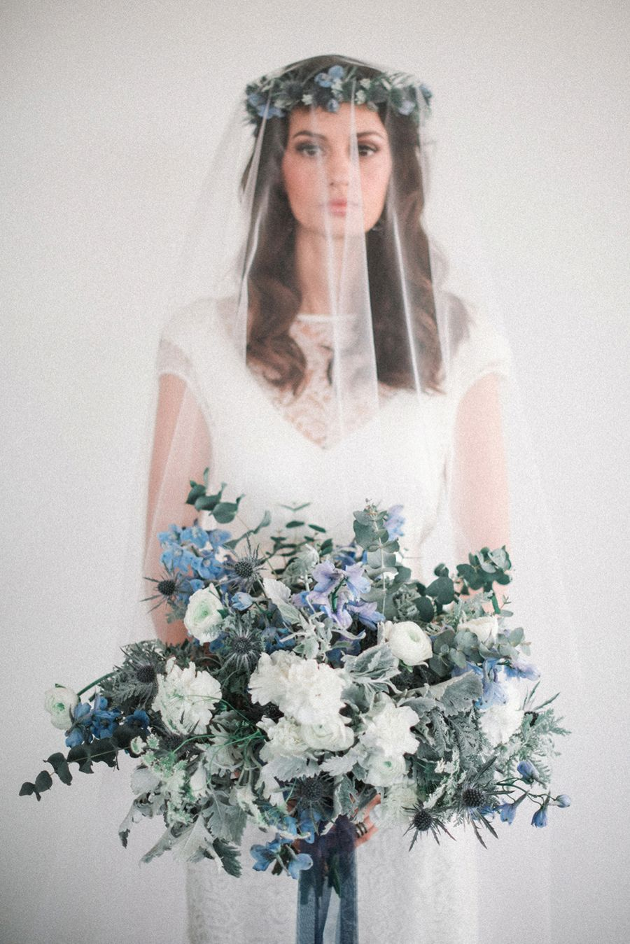 Sailing club styled shoot with hues of powder blue white wedding