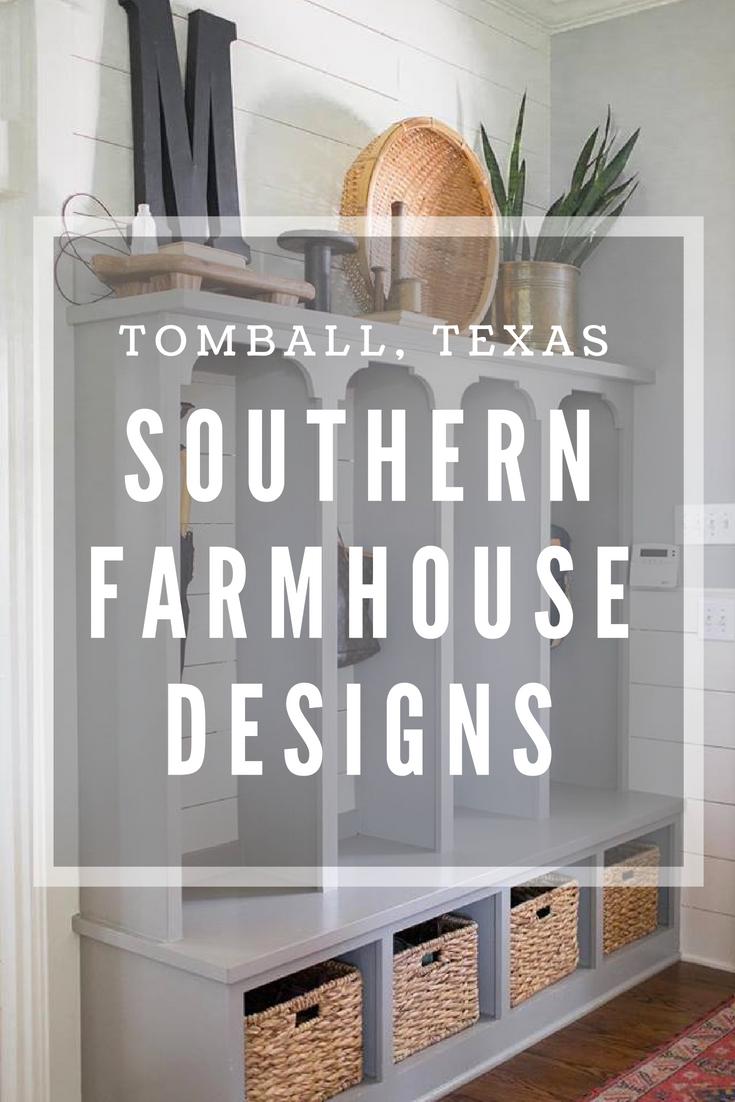 Southern Farmhouse Designs A Locally Owned Interior Design
