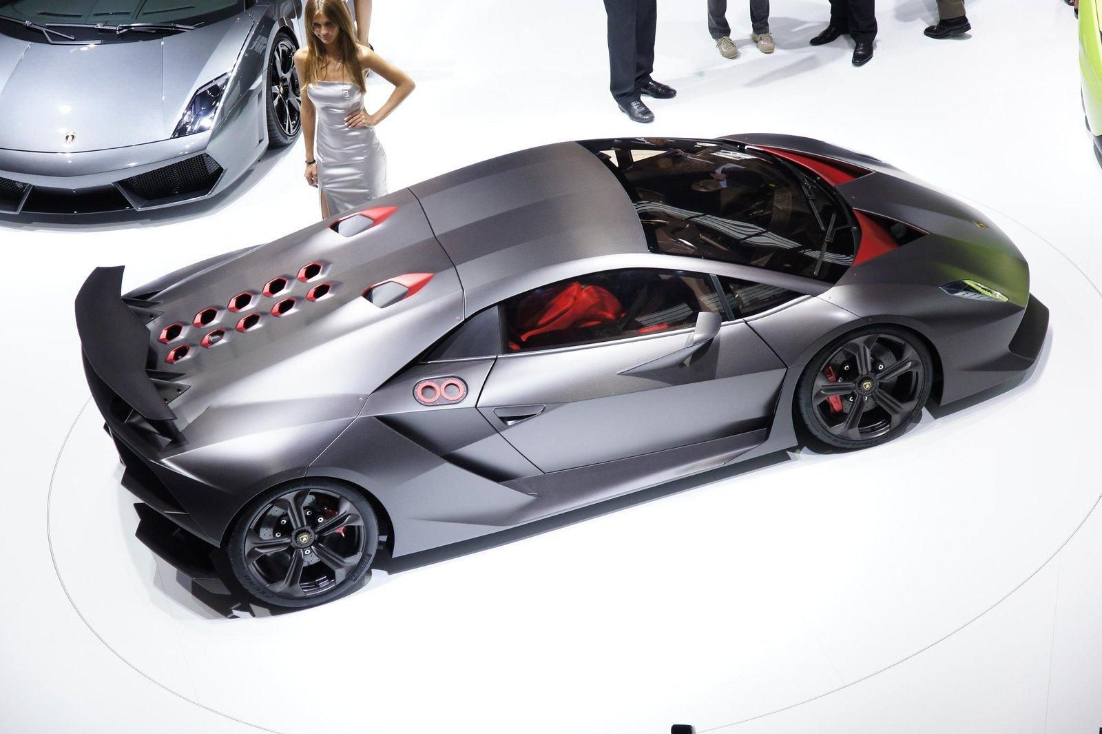 sesto elemento lamborghini | Lamborghini Sesto Elemento « Todolamborghini