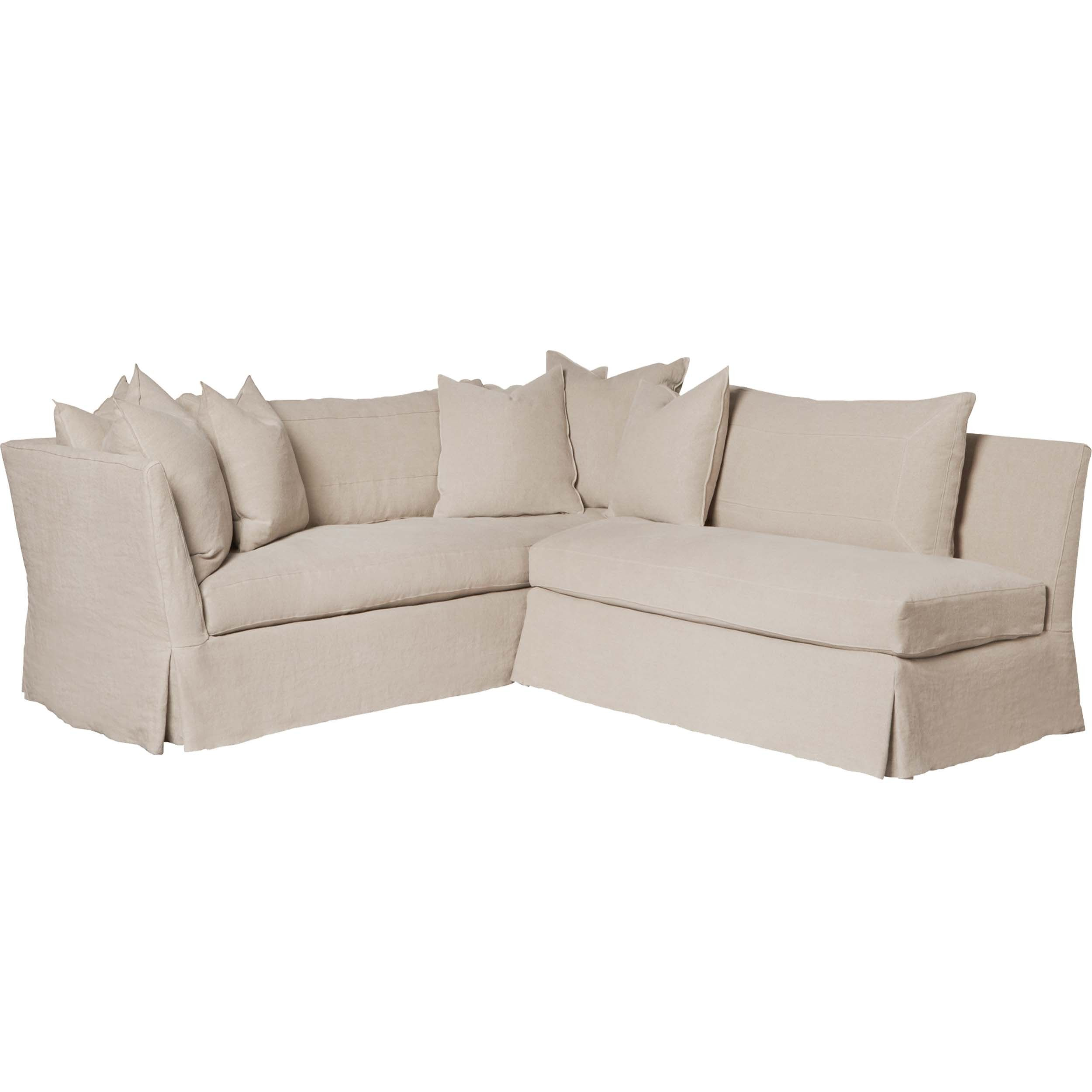 Samiya Cisco Brothers Two Piece Sectional Dimensions 84 X 100