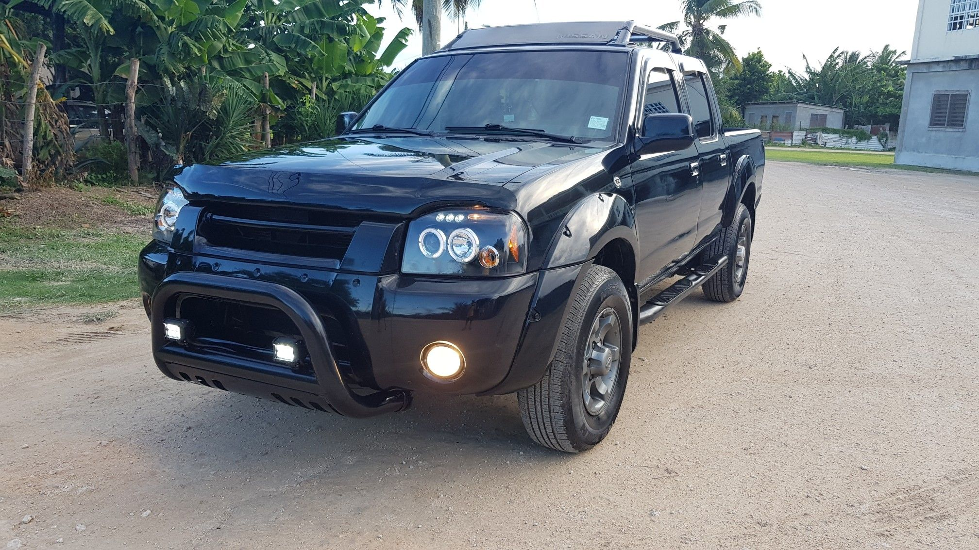 My Customized 2001 Nissan Frontier Xe Manual Trans With Images