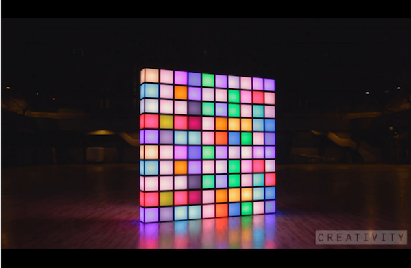 Adobe Lights, un proyecto de GS&P BETA Group.