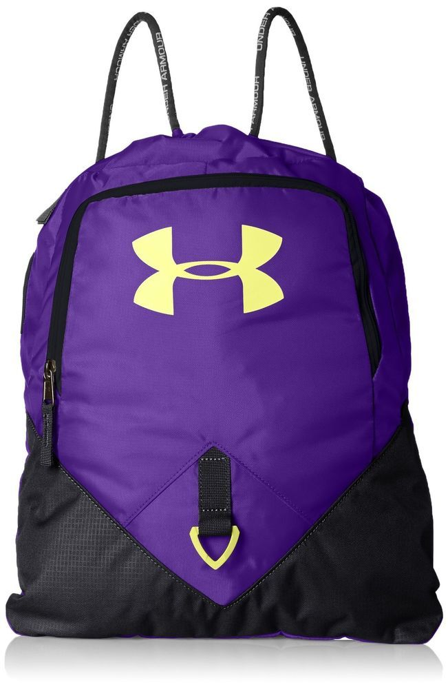efb5c1d86d6b Under Armour Undeniable Sackpack Constellation Purple/Blue Drift One ...
