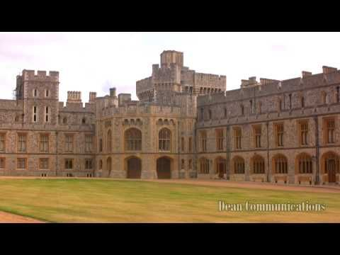 Ch16: England after the Conquest - Windsor Castle - Time to Travel (William the Conqueror built first fortification)