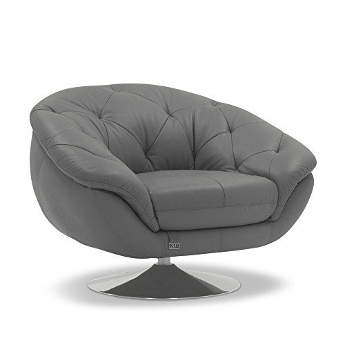 Best Barbie Contemporary Comfortable Leather Lounge Chair Zuri 400 x 300