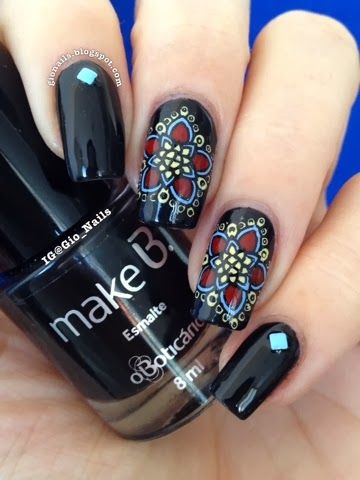 GioNails: decal using Explorer Collection 03 by MoYou London