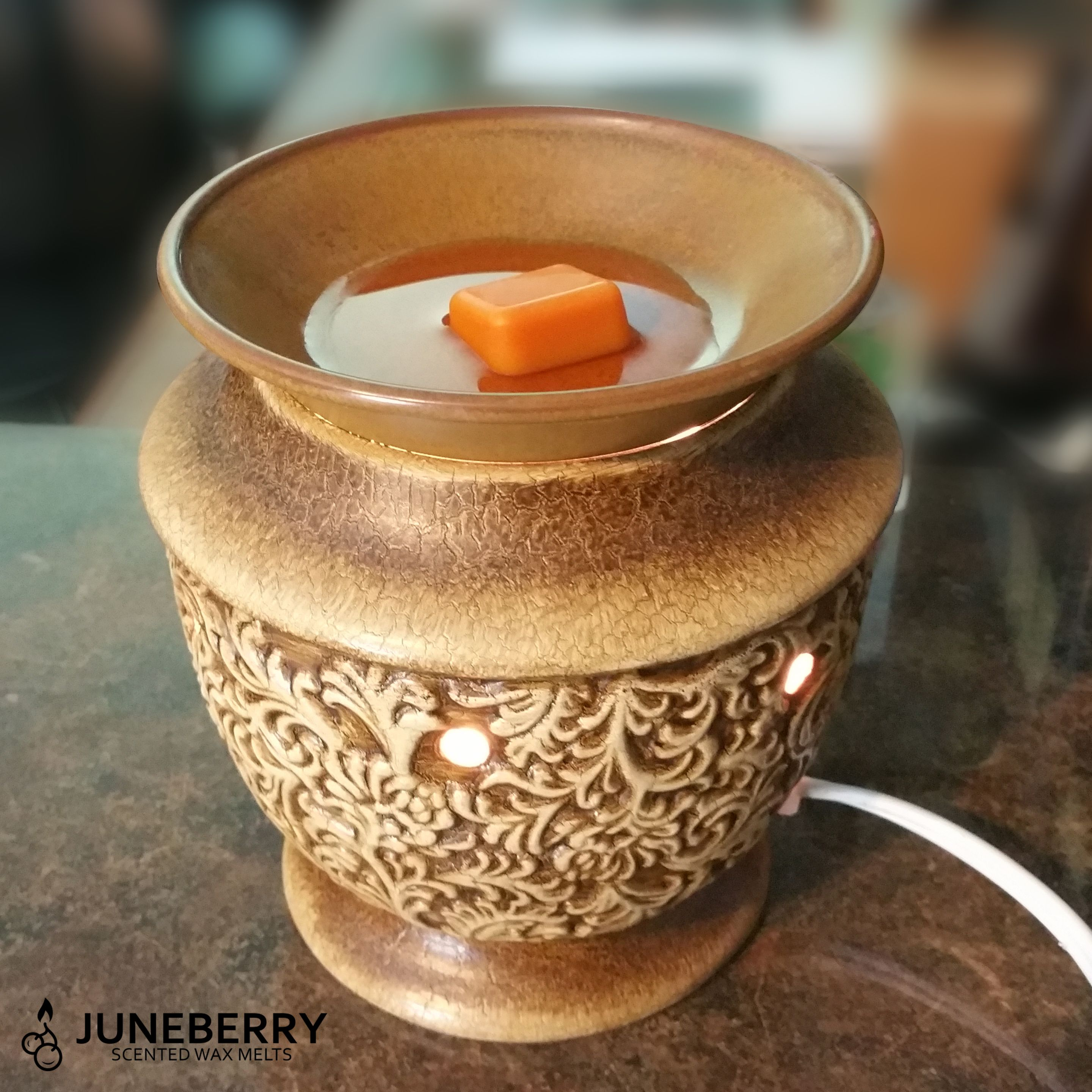 Pin by Juneberry Candle on Wax Warmers | Pinterest