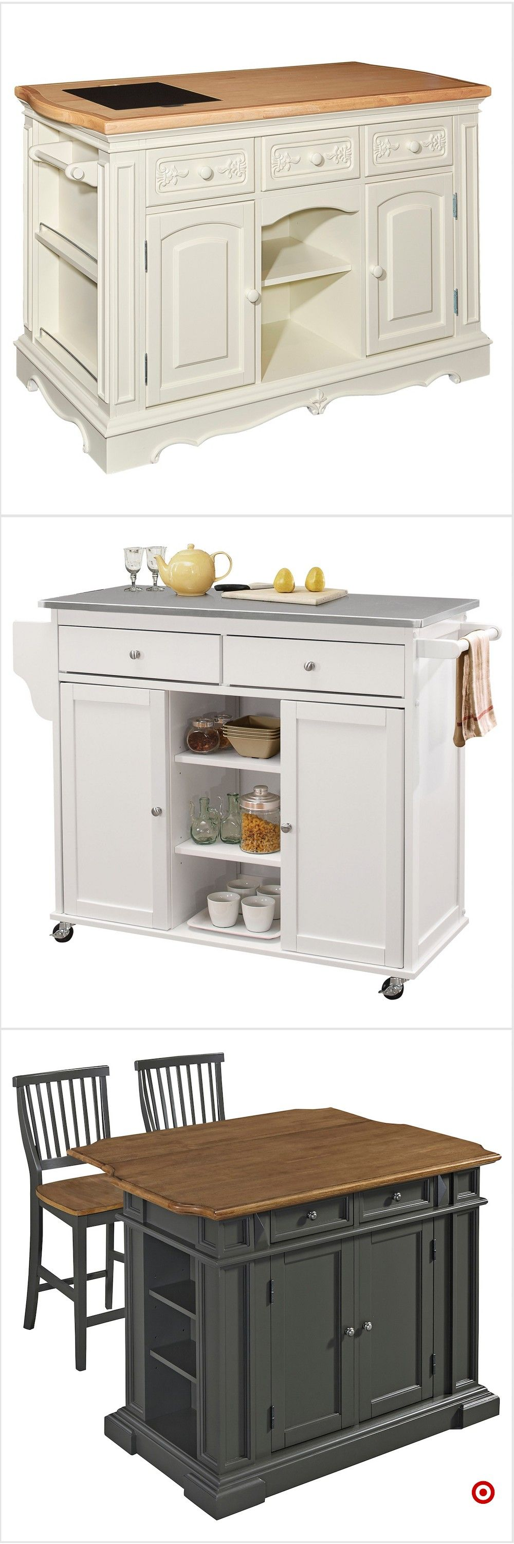 Shop Target for kitchen island you will love at great low prices ...