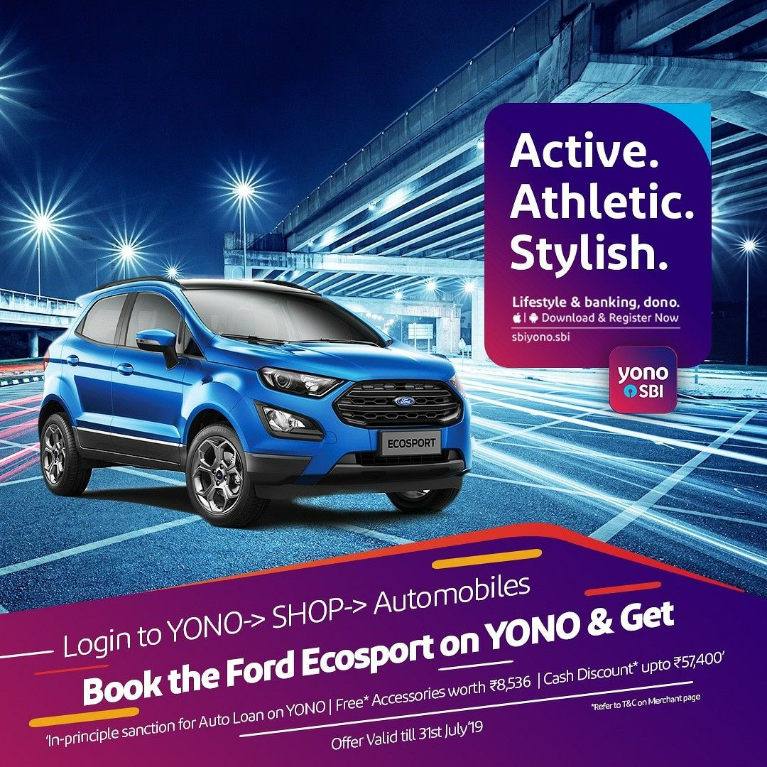 Yonosbi Gives You Incredible Offers To Drive The Sporty Trend
