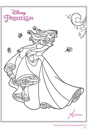 Disney Prinzessin Aurora Disney Coloring Pages Sleeping Beauty Coloring Pages Best Friend Drawings