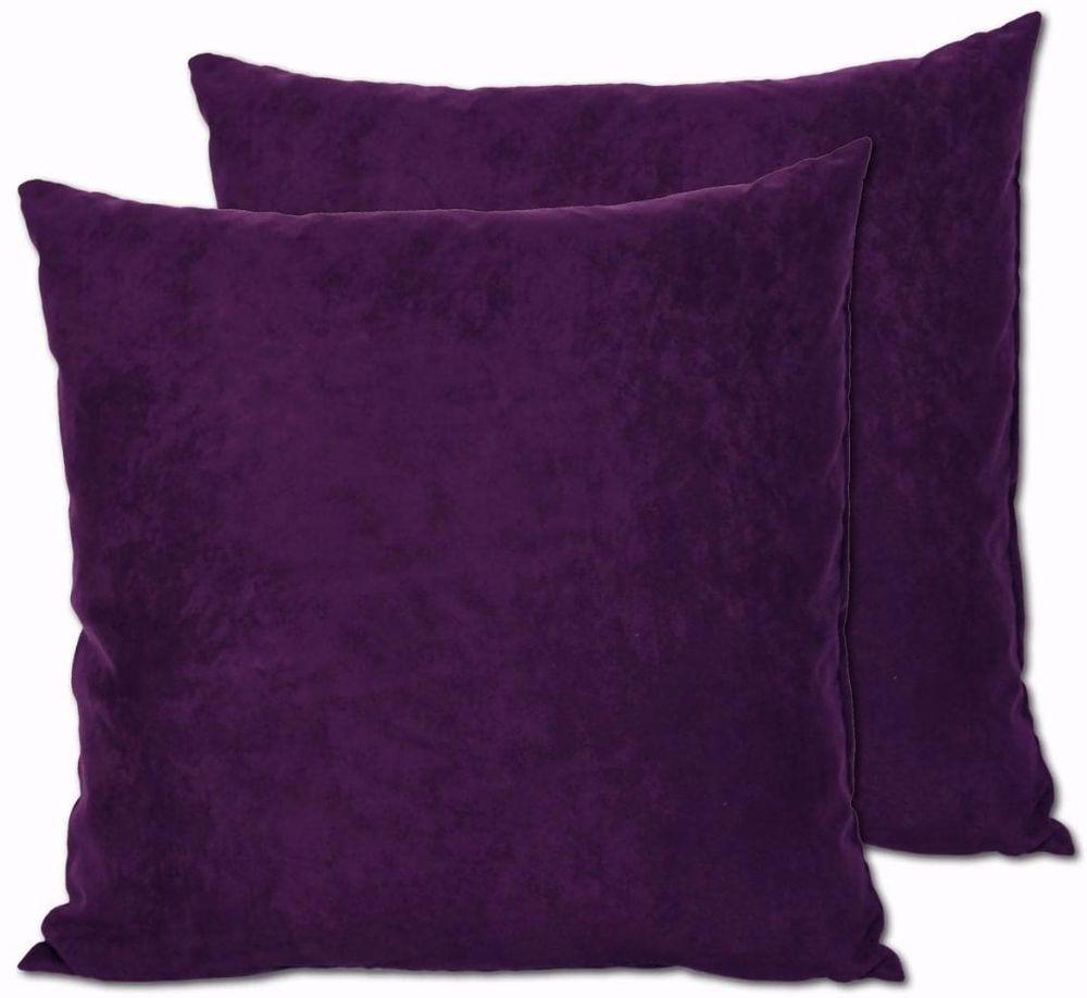 Transitional Decorative Purple Throw Pillow Cushion Polyester Home Sofa Decor Throwpillow