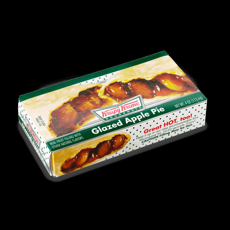 Krispy Kreme Glazed Apple Pies are Vegan by Accident