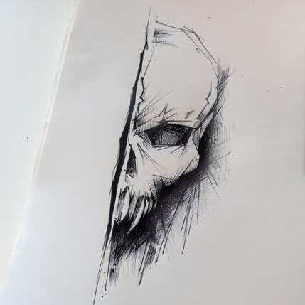 Photo of Best Tattoo Designs Skull Drawings Ideas
