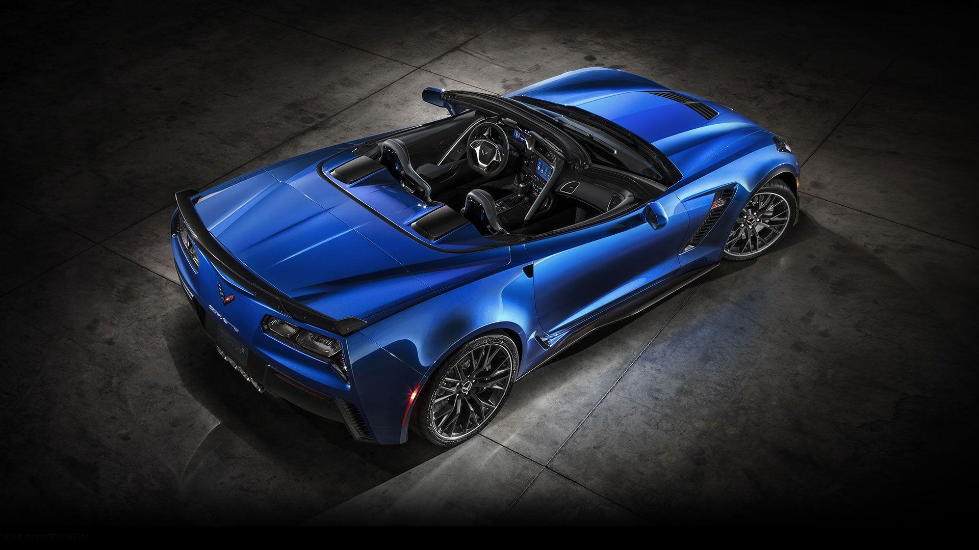 2015 Corvette Z06 Supercar Exterior Pictures Chevrolet
