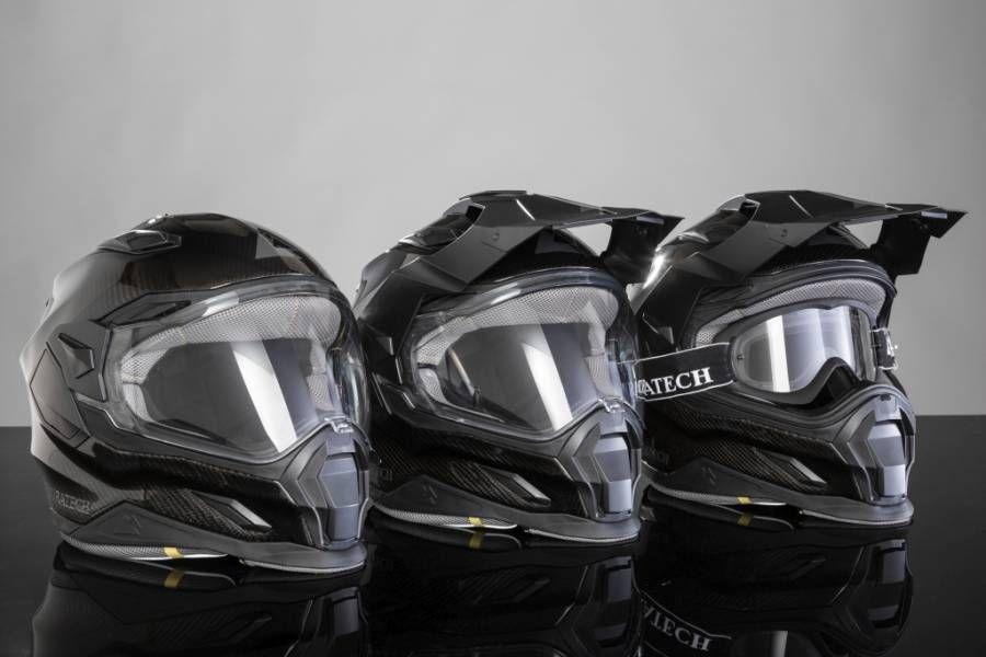 Touratech Aventuro Carbon Helmet TouratechUSA Helmet