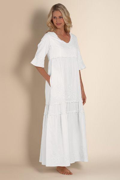 7aaff29940 Anastasia Gown I. Anastasia Gown I Cotton Sleepwear